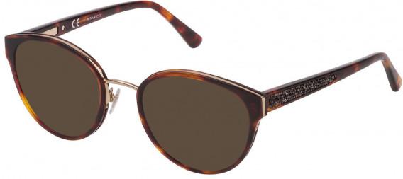 Nina Ricci VNR183S sunglasses in Shiny Red Havana