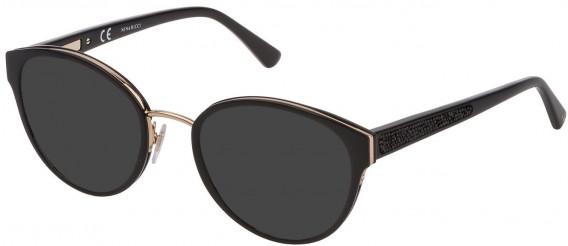 Nina Ricci VNR183S sunglasses in Shiny Black