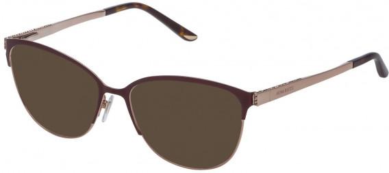 Nina Ricci VNR125S sunglasses in Mink/Coloured