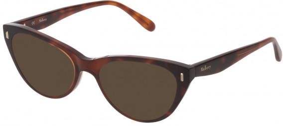 Mulberry VML052 sunglasses in Havana Gradient Havana