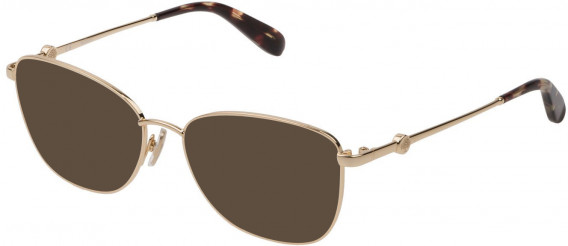 Mulberry VML050 sunglasses in Shiny Rose Gold