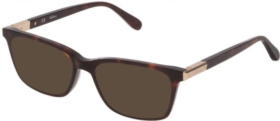 Mulberry VML043 sunglasses in Shiny Classic Havana