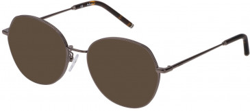 Mulberry VML026 sunglasses in Shiny Peach Pink