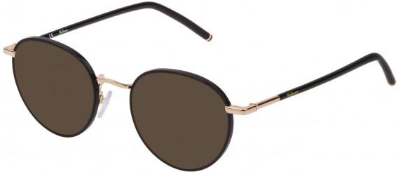 Mulberry VML024 sunglasses in Black Super Black