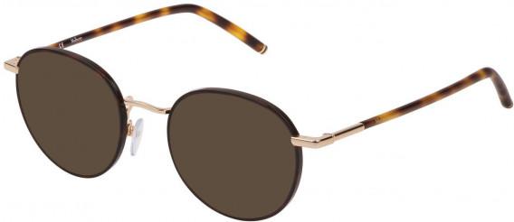 Mulberry VML024 sunglasses in Shiny Medium Havana