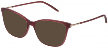 Mulberry VML023 sunglasses in Shiny Opal Marc