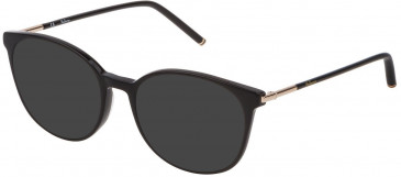 Mulberry VML022 sunglasses in Black Super Black