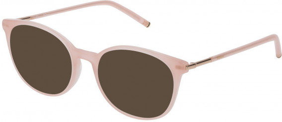 Mulberry VML022 sunglasses in Shiny Opal Pink