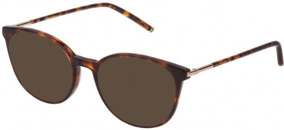 Mulberry VML022 sunglasses in Shiny Classic Havana