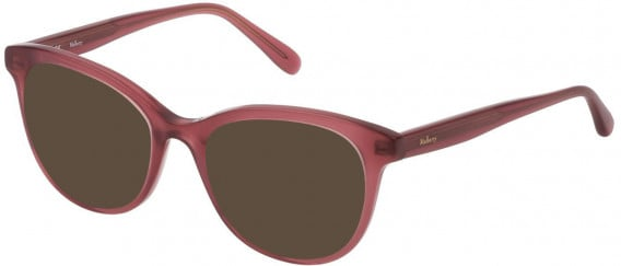 Mulberry VML014 sunglasses in Shiny Opal Pink