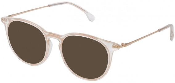 Lozza VL4223 sunglasses in Shiny Crystal