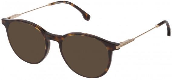 Lozza VL4220 sunglasses in Shiny Dark Havana