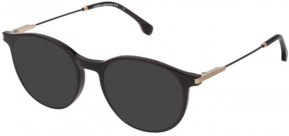 Lozza VL4220 sunglasses in Shiny Black