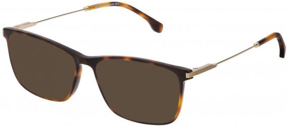 Lozza VL4212 sunglasses in Havana Brown