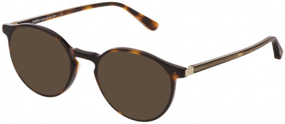 Lozza VL4211 sunglasses in Havana Brown