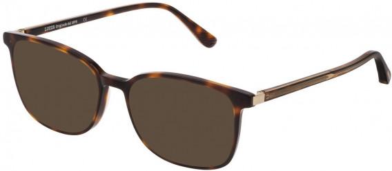 Lozza VL4210 sunglasses in Havana Brown