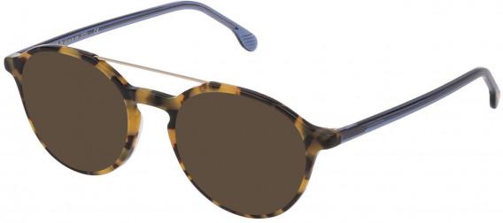 Lozza VL4200 sunglasses in Shiny Light Havana