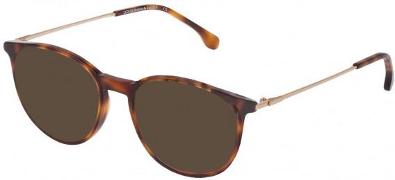 Lozza VL4197 sunglasses in Shiny Dark Havana