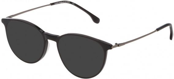 Lozza VL4197 sunglasses in Shiny Black