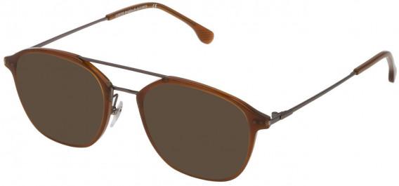 Lozza VL4182 sunglasses in Shiny Caramel