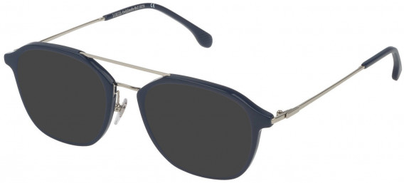 Lozza VL4182 sunglasses in Shiny Blue