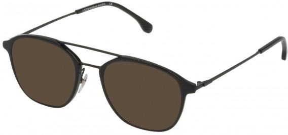 Lozza VL4182 sunglasses in Shiny Black