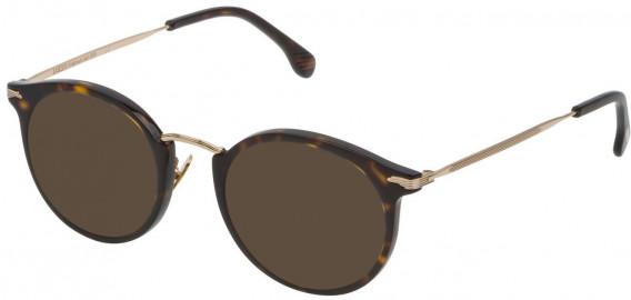 Lozza VL4157N sunglasses in Shiny Dark Havana