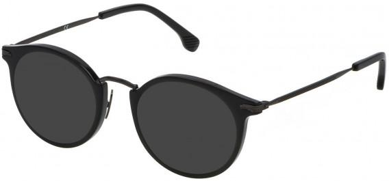Lozza VL4157N sunglasses in Shiny Black