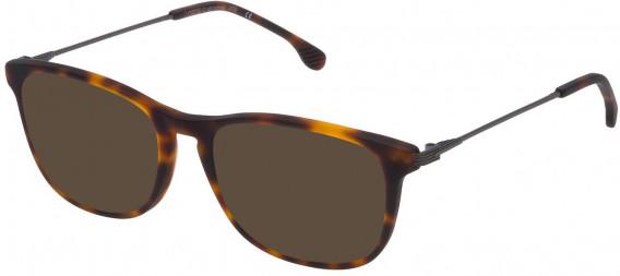 Lozza VL4147 sunglasses in Havana Brown