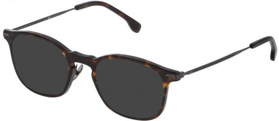Lozza VL4143 sunglasses in Shiny Dark Havana