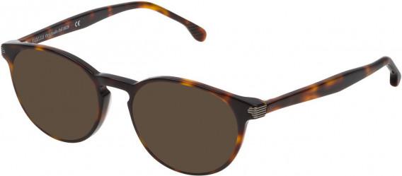 Lozza VL4139 sunglasses in Havana Brown