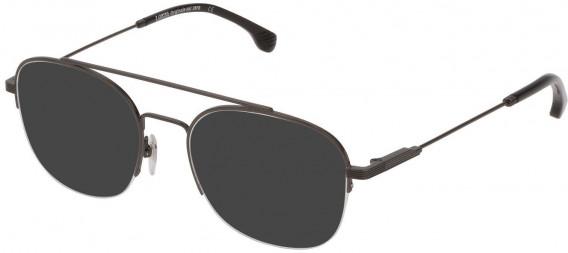 Lozza VL2352 sunglasses in Shiny Gun