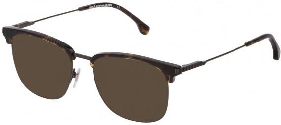 Lozza VL2333 sunglasses in Shiny Gun