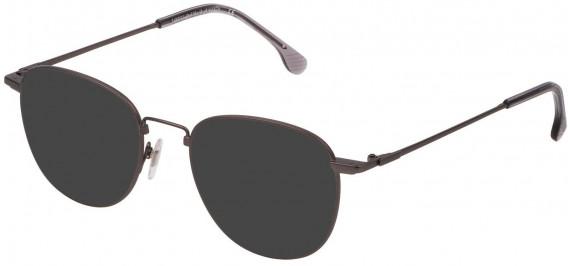 Lozza VL2331 sunglasses in Matt Gun Metal