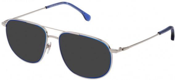 Lozza VL2328V sunglasses in Shiny Palladium