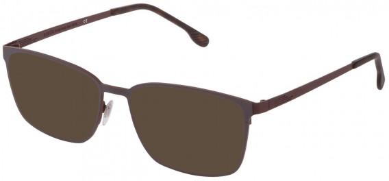 Lozza VL2326 sunglasses in Bordeaux/Coloured