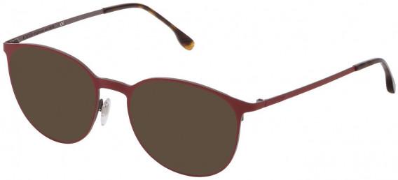 Lozza VL2325 sunglasses in Dove Grey/Coloured