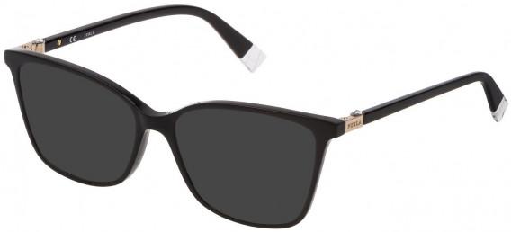 Furla VFU295S sunglasses in Shiny Black