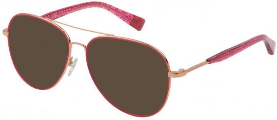 Furla VFU278 sunglasses in Shiny Copper Gold