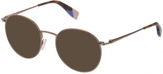 Furla VFU252 sunglasses in Shiny Bronze