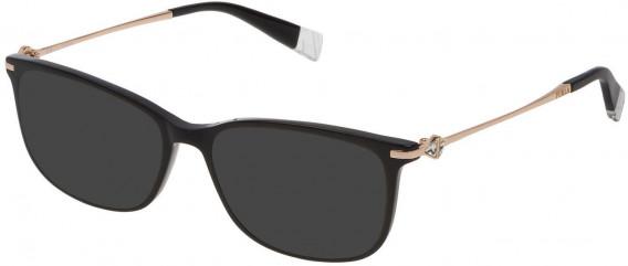 Furla VFU187S sunglasses in Shiny Black