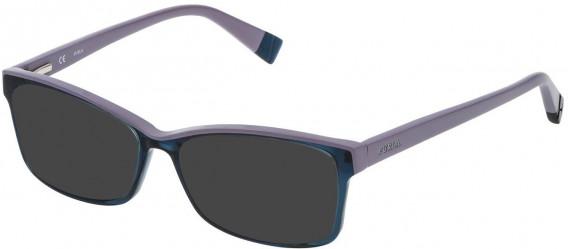 Furla VFU094N sunglasses in Petroleum/Opal Lavender