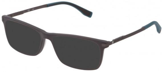 Fila VF9323 sunglasses in Full Grey
