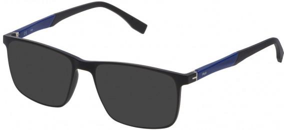 Fila VF9136 sunglasses in Matt Black
