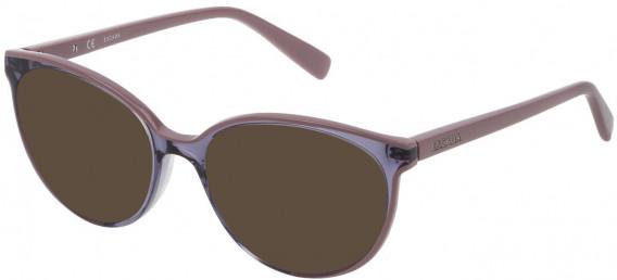Escada VESA14 sunglasses in Shiny Pink/Grey