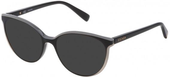 Escada VESA14 sunglasses in Shiny Beige/Ivory/Black