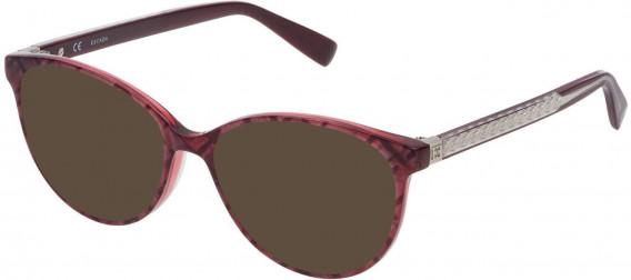Escada VESA08 sunglasses in Shiny Pearled Rose