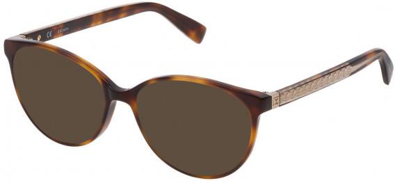 Escada VESA08 sunglasses in Havana Brown