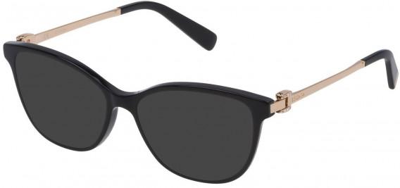 Escada VESA05T sunglasses in Shiny Black