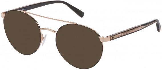 Escada VES977 sunglasses in Shiny Camel